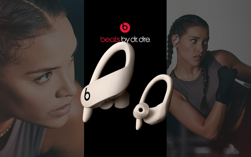beats by dr. dre Microsite